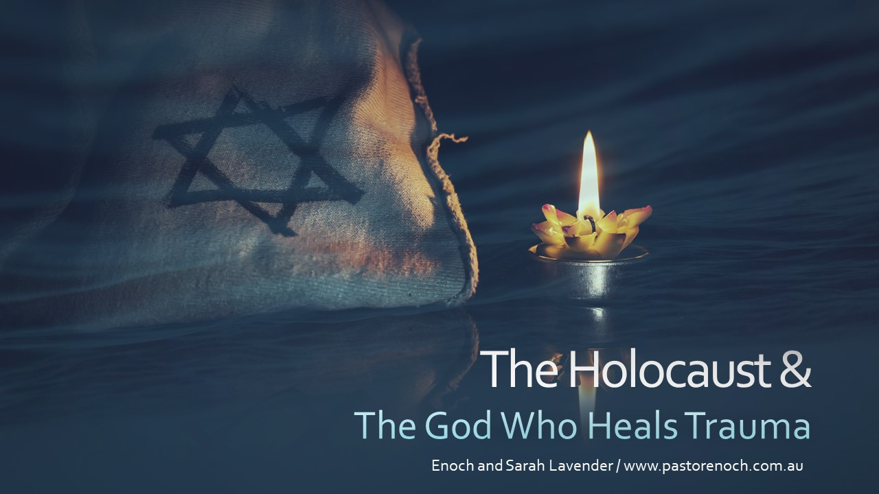 Holocaust Remembrance Day - Where was God?