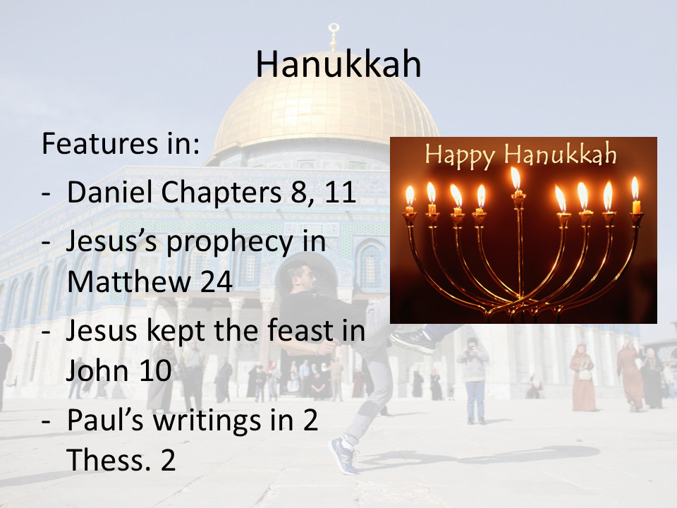 Hanukkah and the Battle for the Temple Mount 2/4