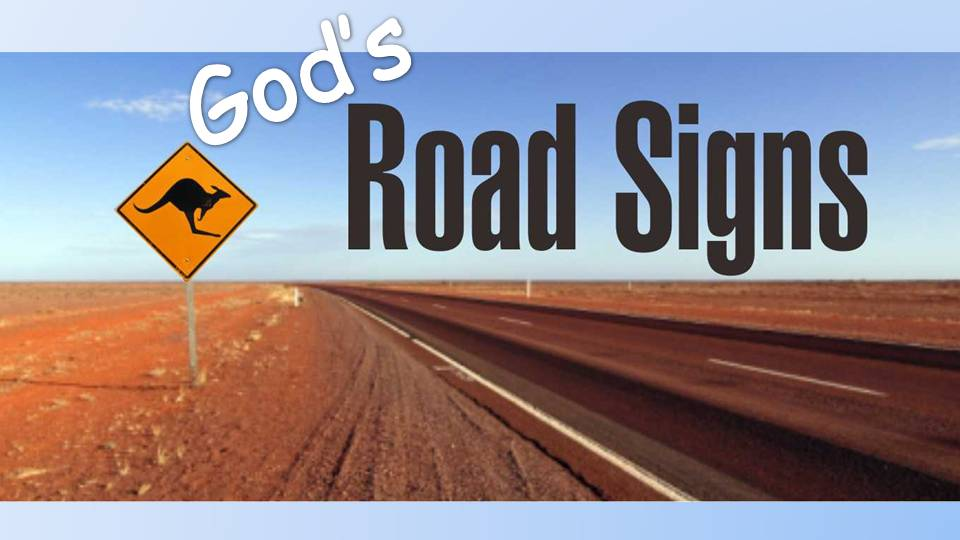 God's Road Signs in the End Times
