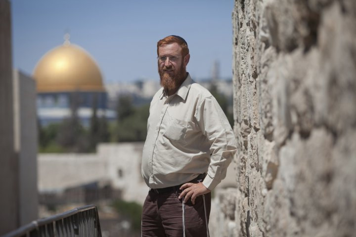 Interview with Temple Activist Yehudah Glick